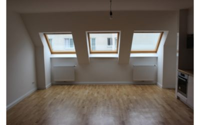 Echt schön saniert 3 zimmer im dachgeschoss