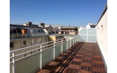 Terrassentraum mit fernblick 2 zimmer erstbezug